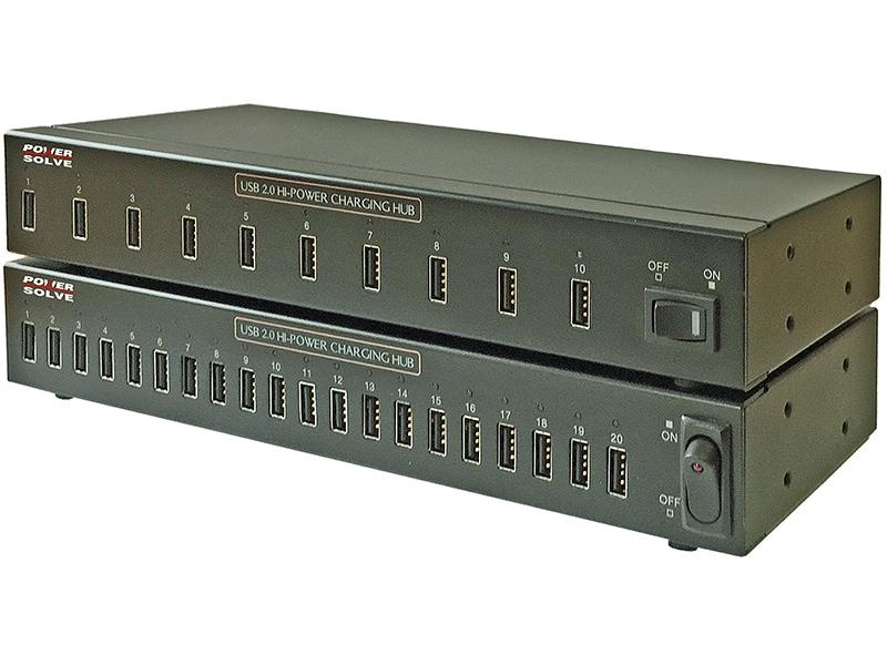 PSUSB-1024 & PSUSB-2024 Series