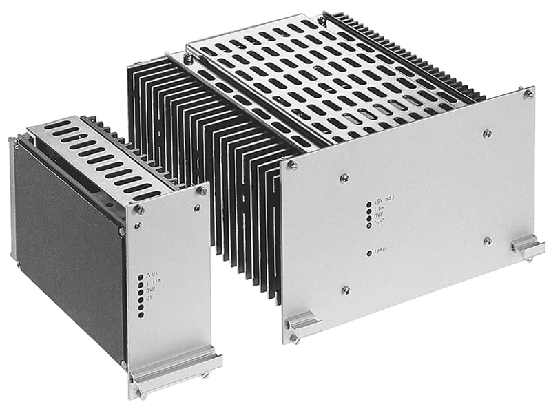 RACK MOUNTING AC TO DC AND DC TO DC CONVERTERS