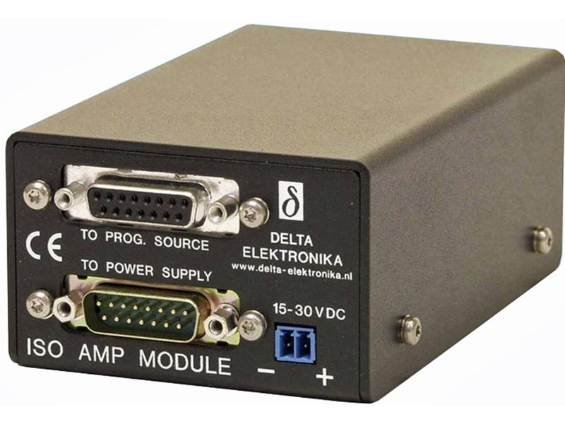 External ISO AMP