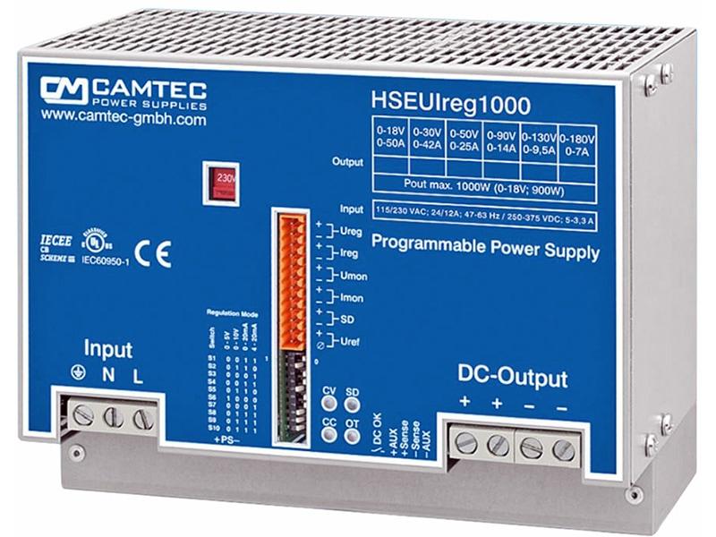 HSEUIreg10001 Series