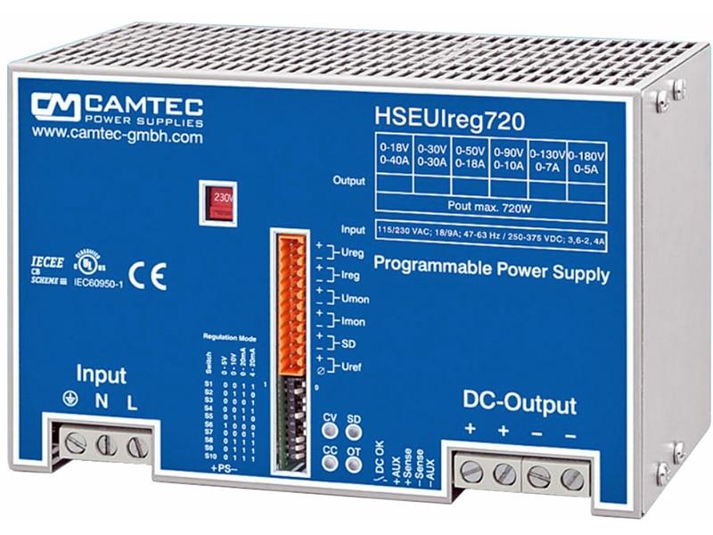 HSEUIreg07201 Series