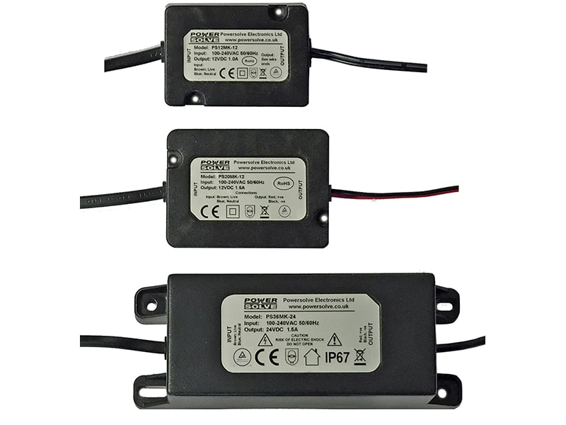 PS12MK PS20MK & PS36MK Series