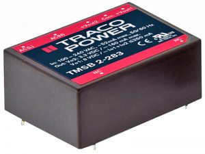 Plastic Encapsulated Power Supplies and Low Profile Full Brick Package