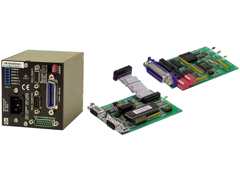 RS232 & IEEE488 Interface