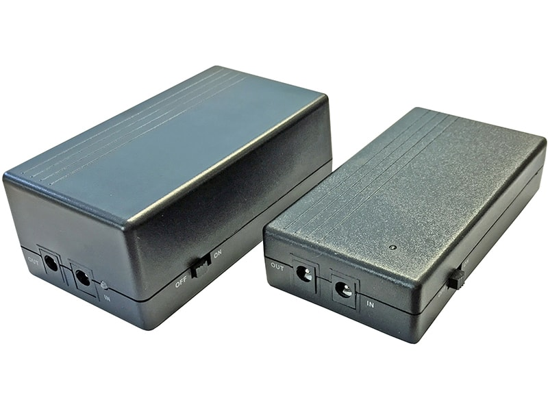 BATTERY BACKED AC-DC POWER SUPPLIES