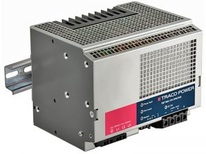 INDUSTRIAL AND DIN RAIL MOUNTING POWER SUPPLIES