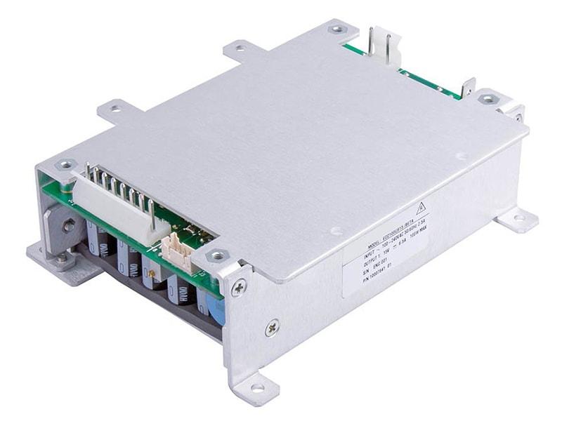 ECC100 base plate cooled